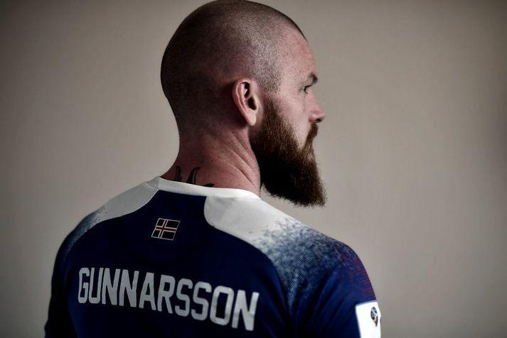 Aron Einar Gunnarsson er í stóru viðtali á heimasíðu FIFA.