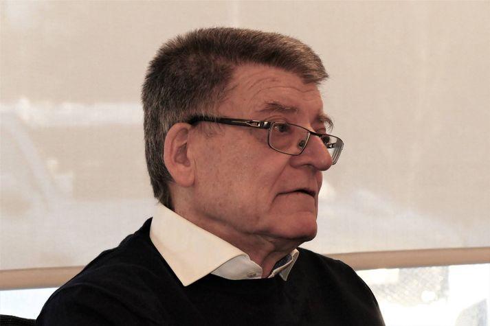 Haraldur Briem, fyrrverandi sóttvarnalæknir.
