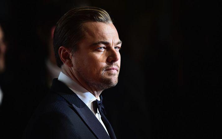 Leonardo DiCaprio hlaut óskarsverðlaun árið 2016 fyrir hlutverk sitt í kvikmyndinni The Revenant.