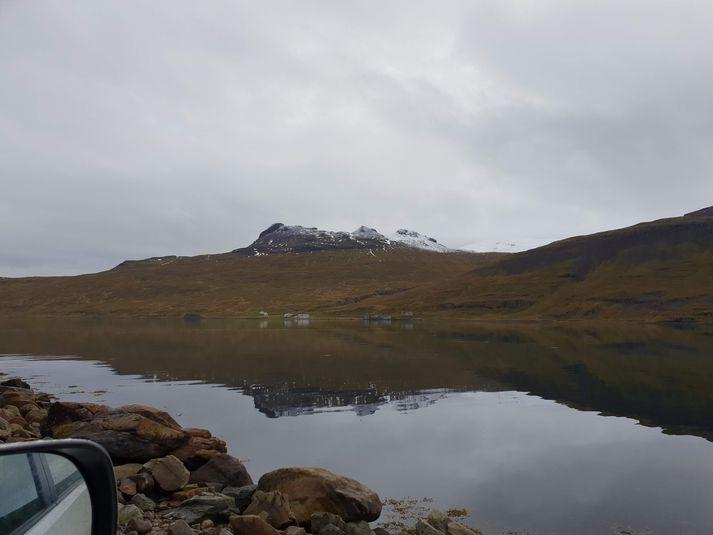Ingólfsfjörður. Mynd úr safni.