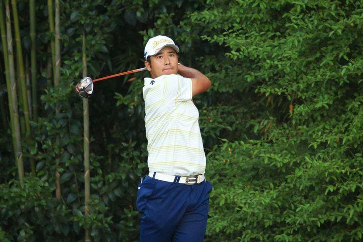 Hideki Matsuyama.