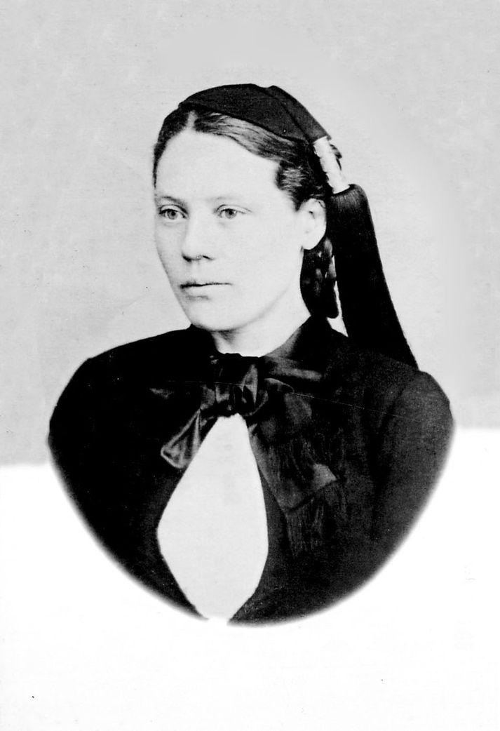 Bríet Bjarnhéðinsdóttir.