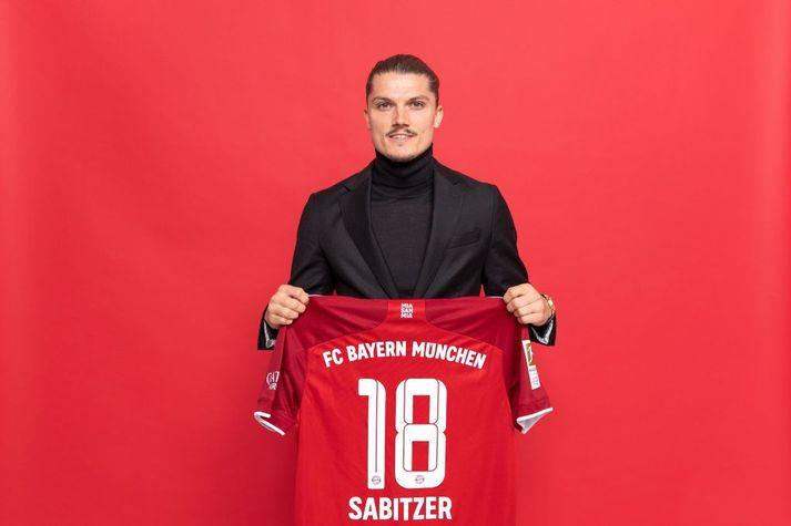 Sabitzer hefur dreymt um að spila í Bayern treyjunni frá því í æsku.