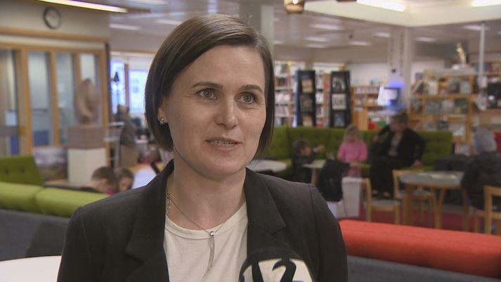 Hilma Hólmfríður Sigurðardóttir,  er verkefnastjóri fjölmenningarmála hjá Reykjanesbæ.