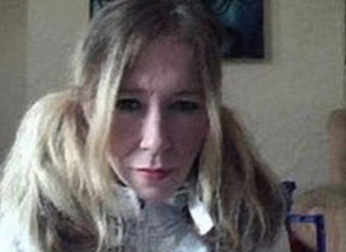 Sally Jones fór ásamt syni sínum til Sýrlands árið 2013.