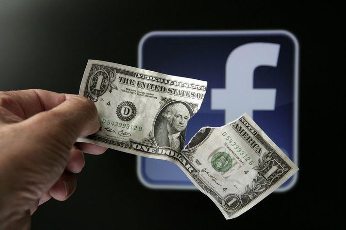 Zuckerberg þarf sennilega ekki að hafa miklar áhyggjur af framtíðinni, þrátt fyrir slæm tíðindi í dag.