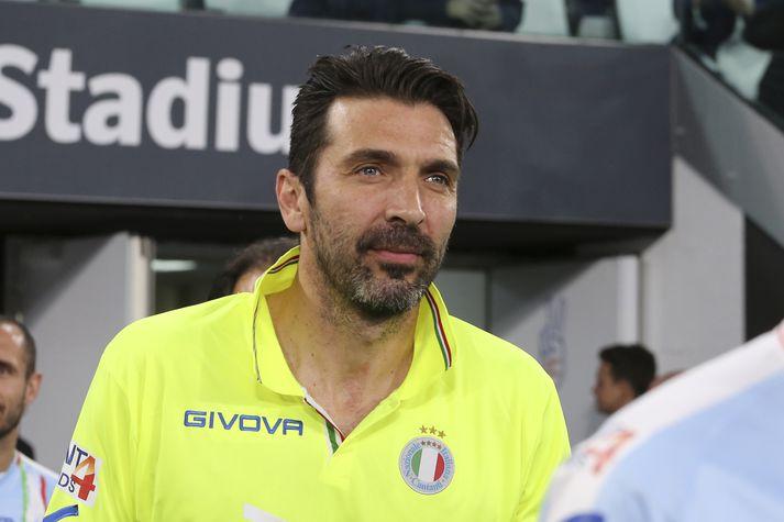 Buffon er kominn aftur til Ítalíu.