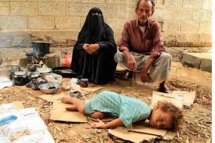 Skortur á mat, hreinu vatni og eldsneyti hefur mikil áhrif á daglegt líf fólks í Jemen.