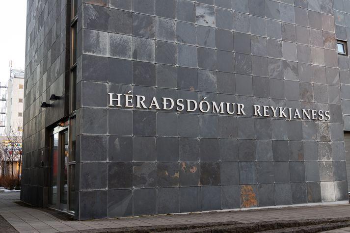 Héraðsdómur Reykjaness, í Hafnarfirði.