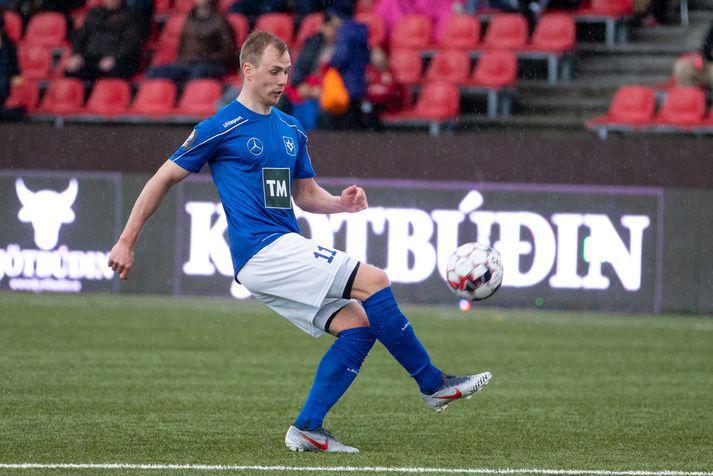 Þorsteinn Már Ragnarsson.