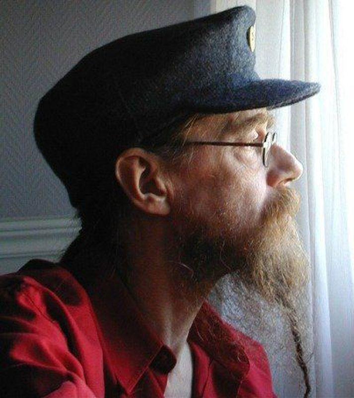 Skánsk mállýska setti mikinn svip á tónlist Peps Persson.
