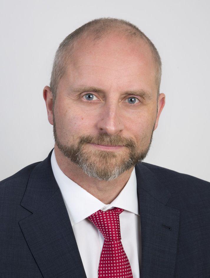 Símon Þór Jónsson