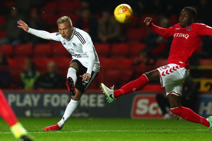 Jón Dagur er lykilmaður í U-23 ára liði Fulham.