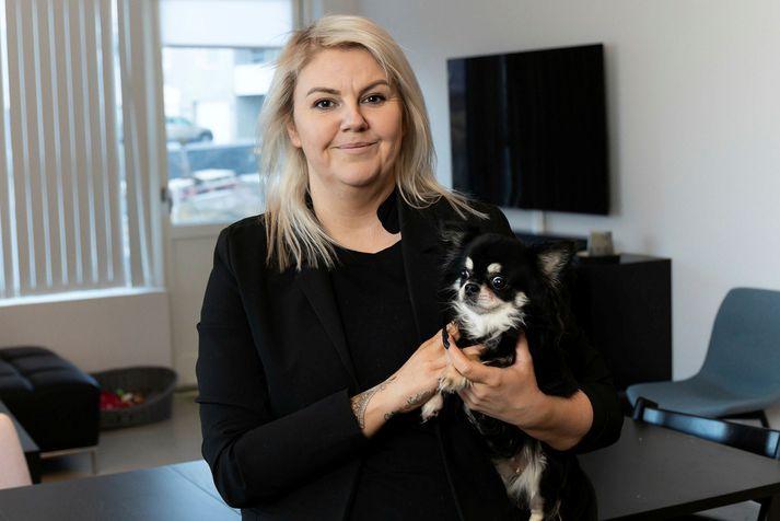 Klara Símonardóttir framkvæmdastjóri Petmark.