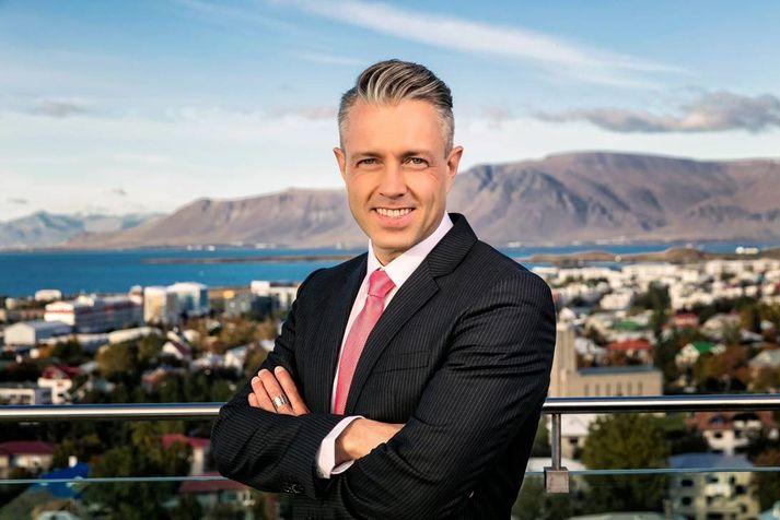 Hjörtur Valgeirsson hefur frá árinu 2016 starfað sem hótelstjóri á Fosshótel Reykjavík.