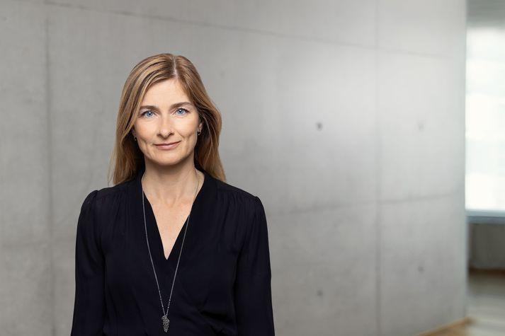 Eva Margrét Ævarsdóttir.