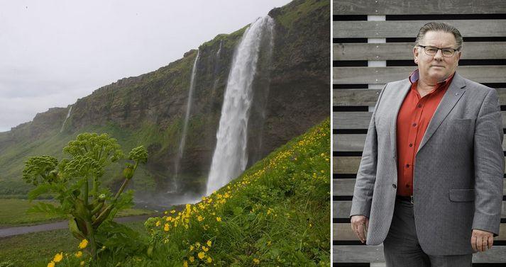 Ísólfur Gylfi Pálmason er sveitarstjóri Rangárþings eystra.