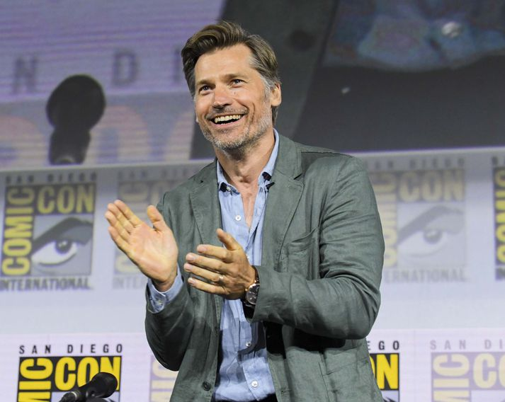 Coster-Waldau lék Jaime Lannister í Game of Thrones.