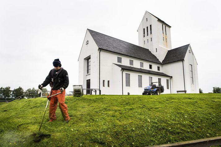 Búfjárhald var í Skálholti nær óslitið frá landnámi.