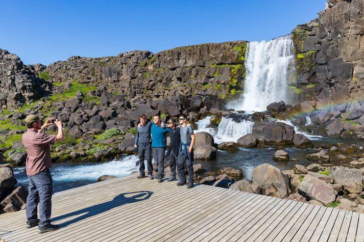 Það verður vonandi sól á Suðurlandi og víðast hvar annars staðar.