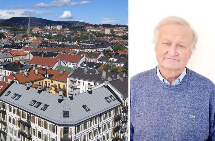 Tor Kjærvik var skotinn til bana í gærkvöldi.