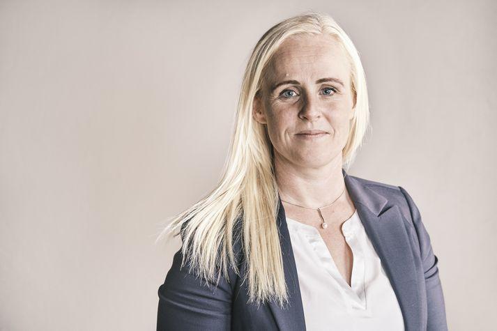 Álfheiður Ágústsdóttir er nýr forstjóri Elkem á Íslandi.