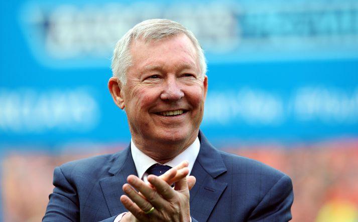 Sir Alex Ferguson er sigursælasti knattspyrnustjóri Bretlands frá upphafi.