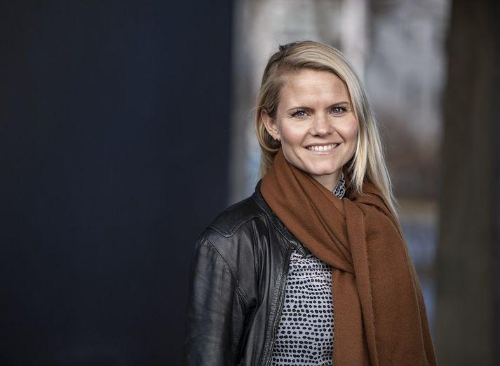 Ásta Sigríður Fjeldsted kemur til Krónunnar frá Viðskiptaráði.