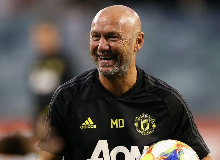 Dempsey er uppalinn hjá Manchester United og sneri aftur til félagsins í lok síðasta árs.