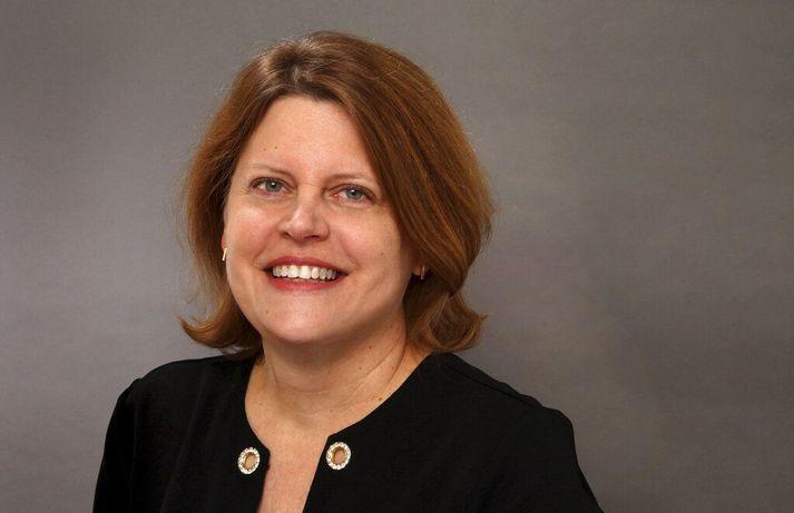 Sally Buzbee tekur við starfi aðalritstjóra Washington Post 1. júní. Þar mun hún stýra um þúsund manna ritstjórn.