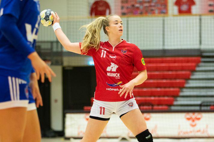 Morgan Marie Þorkelsdóttir er í hópnum.