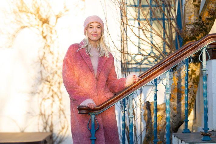 Unnur Eggertsdóttir horfir mjög mikið á raunveruleikaþættina The Bachelor.