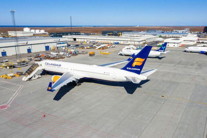 Iceland Travel hefur verið hluti af Icelandair Group en nú stendur til að selja ferðaskrifstofuna til Nordic Visitor.