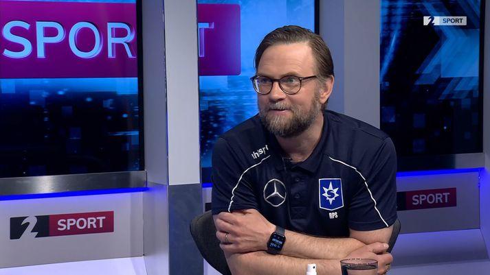 Rúnar Páll Sigmundsson rifjaði upp ótrúlegt tímabil Stjörnumanna árið 2014 með Gumma Ben í síðustu viku.
