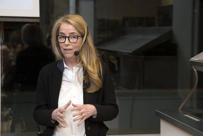 Kristín Þorsetinsdóttir.