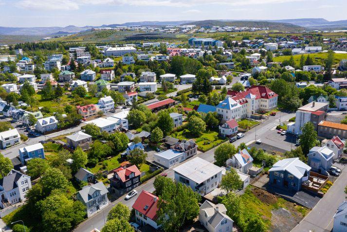 Fasteignamarkaðurinn á höfuðborgarsvæðinu er í jafnvægi og hefur verið í töluverðan tíma, eða frá því í haust, segir hagfræðingur hjá Íbúðalánasjóði.