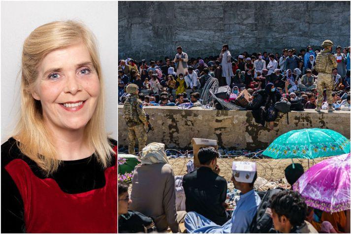 Anna Lára Steindal, verkefnastjóri í málefnum barna, ungmenna og fólks af erlendum uppruna hjá Þroskahjálp.