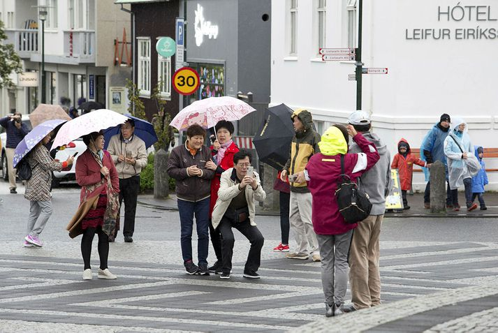 Bókunarfyrirtækið Guide to Iceland hefur notið góðs af stríðum straumi ferðamanna til Íslands.