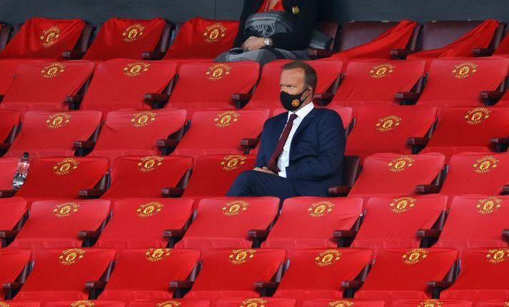 Woodward heyrir sögunni til hjá United í lok ársins 2021.