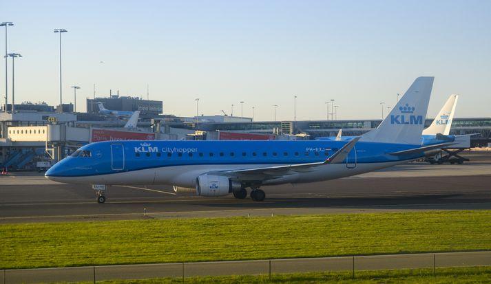 Ef þú vilt samt fljúga þá tekur KLM þér eflaust með opnum örmum.