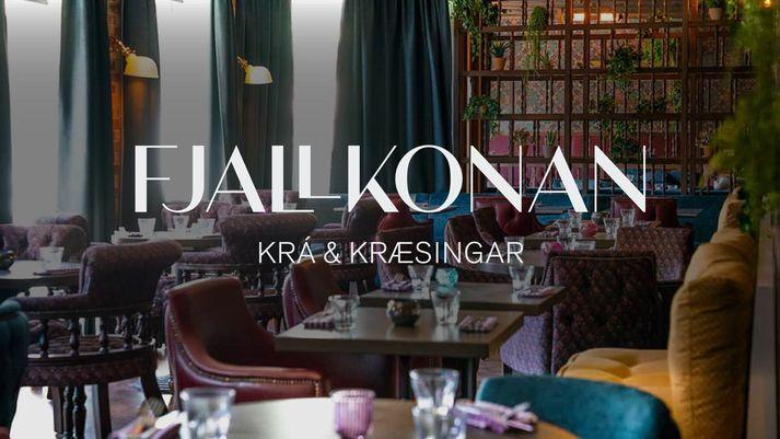 Veitingastaður vikunnar -Fjallkonan krá og kræsingar.