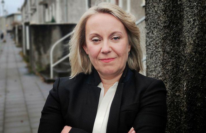 Sigríður Á. Andersen, þingmaður Sjálfstæðisflokksins.