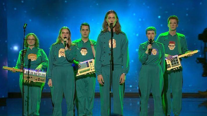 Daði Freyr gæti tekið þátt í Eurovision 2021 en þó ekki með lagið Think about things.