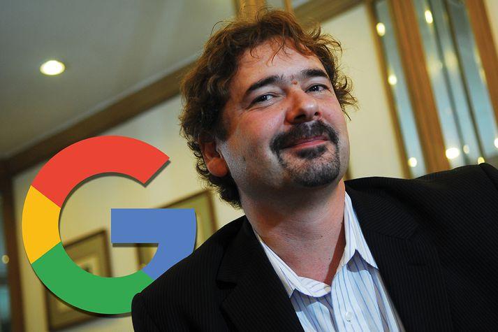 Jón von Tetzchner er harðorður í garð Google.