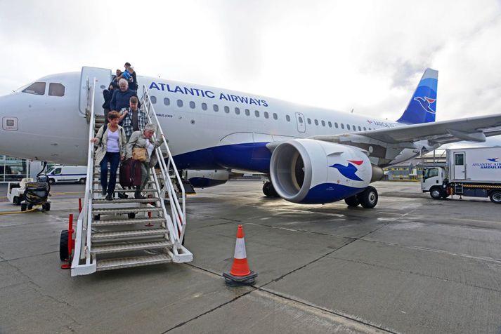 Primo Tours teiknuðu upp nýja flugáætlun á mettíma í samráði við færeyska flugfélagið Atlantic Airways.