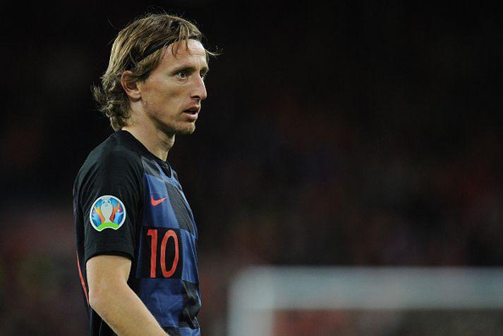 Luka Modric hefur ekkert átt sérstakt ár í fótboltanum.