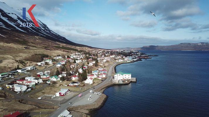 Frá Norðfirði.