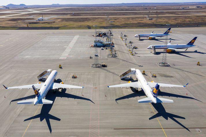 Icelandair byrjar að fljúga til Toronto í Kanada á næstunni.