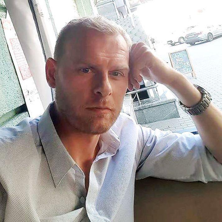 Jóel Kristinsson, talsmaður FlyIcelandic.