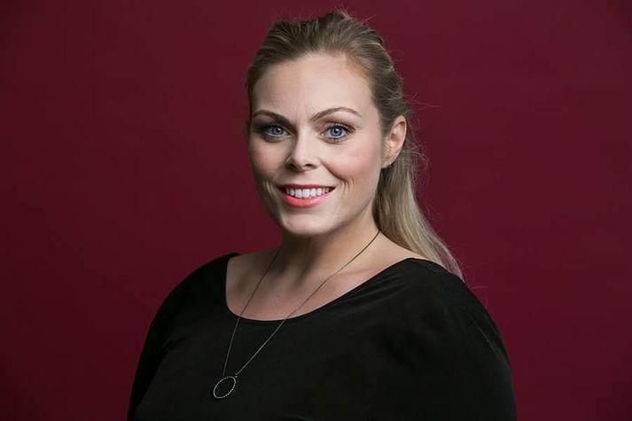 Salóme Guðmundsdóttir er framkvæmdastjóri Icelandic Startups en fyrirtækið hefur umsjón með verkefninu.